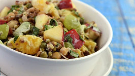 Fruity Bean Salad (Pregnancy)
