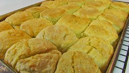 Betty's Angel Biscuits -- Thanksgiving