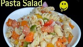 Healthy Cold Pasta Salad Resolution Recipe