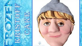 Frozen Cake - Kristoff - How to Make - Oscar Winner 2014