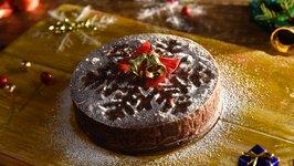 How to Make Wine Cake  Christmas Special Recipe