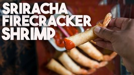 Sriracha Firecracker Shrimp
