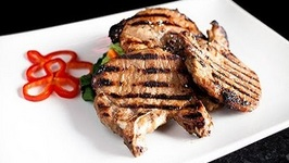 Thai Grilled Lemongrass Pork Chop Recipe