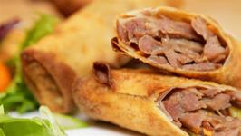 Duck Spring Roll Recipe