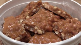 How to Make Classic Southern Peanut Brittle