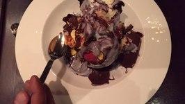 Best Dessert Ever - Chocolate Bomb