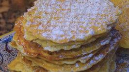 Italian Waffles Pizzelle