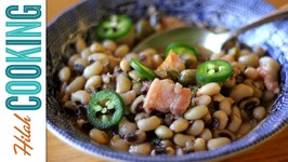 How To Cook Black-Eyed Peas - Southern Black-Eyed Peas Recipe