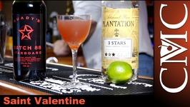 Saint Valentine With Starboard Port