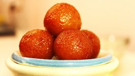 How to Make Gulab Jamun at home Indian Dessert