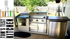 Saber EZ Outdoor Kitchen R Series Assembly