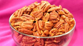 Chili Lime Pecans