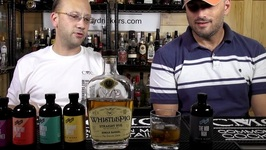 The Mob Man, With Whistle Pig Straight Rye