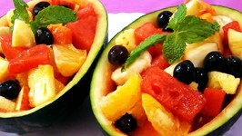 Tropical Fruits Salad Easy Homemade Fruit Salad
