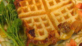 Betty's Waffled Grilled Cheese Sandwich