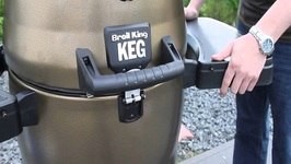 Unboxing And Assembly Broil King KEG