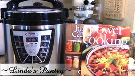 PPXL Weeknight Meal and With Linda's Pantry
