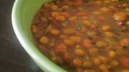 Lentils and Beans Curry Everyday Indian Food