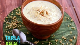 Soya Kheer (Protein and Calcium Rich)