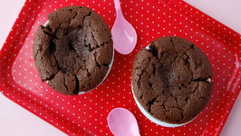 Chocolate Molten Lava Cakes - Mother's Day