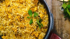 Paneer Biryani -Restaurant Style -Indian Main Course