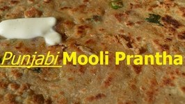 Punjabi Mooli Paratha