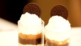 No Bake Oreo Cheesecake  Delicious Dessert Recipe