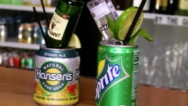 Cocktails In A Soda Can
