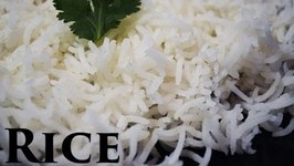Healthy Way To Cook Plain Rice-Perfect Fluffy Rice