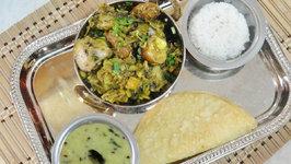 Surti Undhiyu Video Recipe with Low