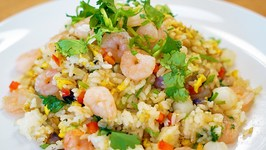 Magical Seafood Fried Rice Recipe