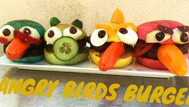 Angry Birds Burger