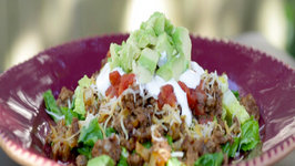 Cooking Guru - S2E8 Ground Beef Taco Salad