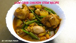 Low Carb Chicken Stew