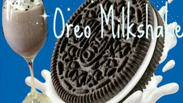 Oreo Milkshake Recipe