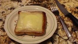 The Best Egg And Cheese Sandwich On Texas Toast