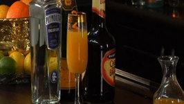 Buck's Fizz Cocktail