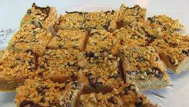 Betty's Peanut Butter-Chocolate Rice Krispies Treats