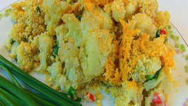 Betty's Savory Baked Cauliflower- Mother's Day