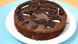 Chocolate Oreo Cookie Crumb Cake How to Make Oreo cookie Crumb Cake