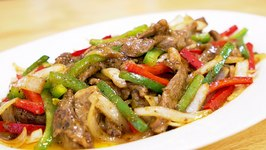 The Perfect Chinese Black Pepper Steak Recipe