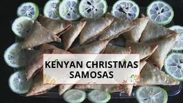 How to International Christmas Cooking: Samosas