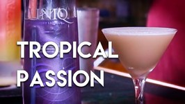 Viniq Tropical Passion Cocktail - Mango Or Banana?