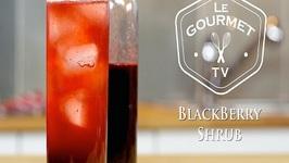 Blackberry Shrub Recipe