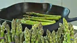 Healthy Cooking and Eating Well - Asparagus