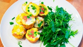 The Most Creative Mini Egg Muffins Recipe That You Must Try  Toast, & Ham