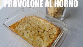 Provolone Al Horno, Receta Grabada Con Una Gopro