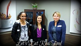 Let's Eat Real Food With Barbara Co  BScH, CNP Holistic Nutritionist