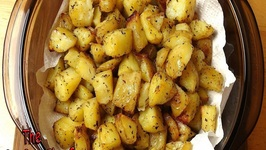 Seasoned Roast Potato Bites