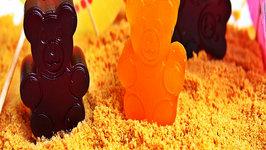 Easy Gummy Bears - 3 Ingredients